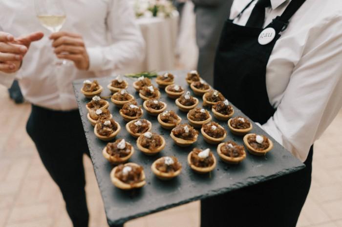 destination wedding catering