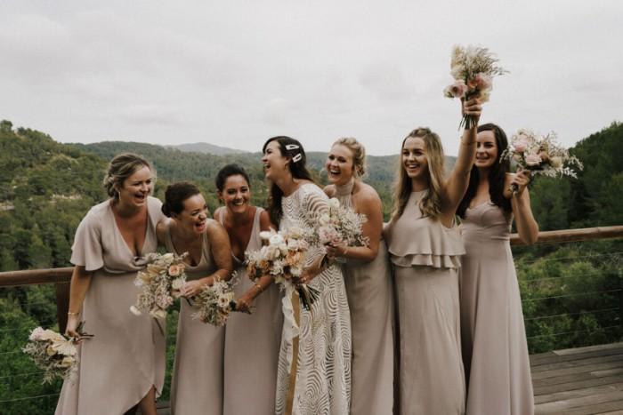 destination wedding brides