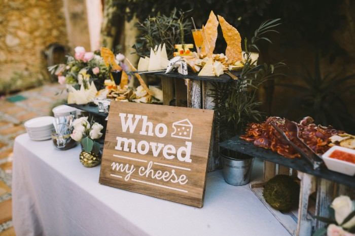 catering wedding destination
