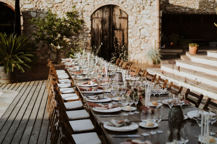 destination wedding and catering