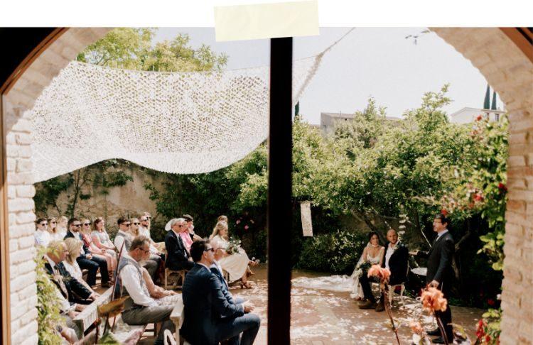 destination wedding catering service